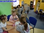 Wizyta grupy przedszkolnej Panterki w bibliotece
